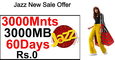 Jazz new sale offer 2021 - Get Free Mins,SMs and Interent