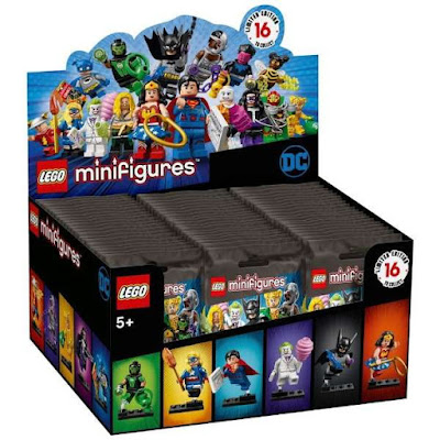 LEGO DC Comics Super Heroes Mini Figure Blind Bag Series 1