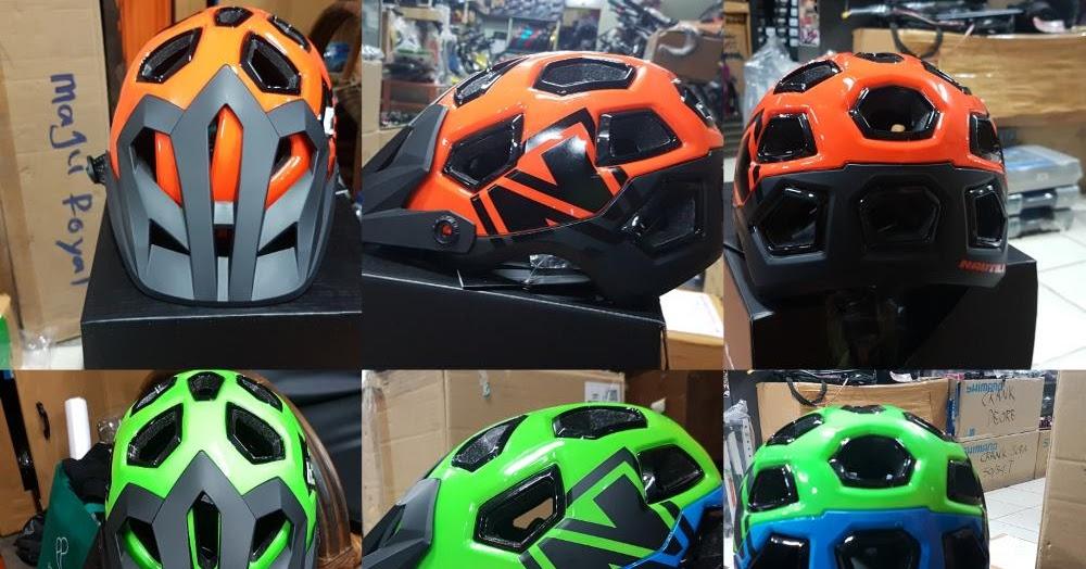 Toko Sepeda Online Majuroyal: Jual Helm Bmx Downhill dan