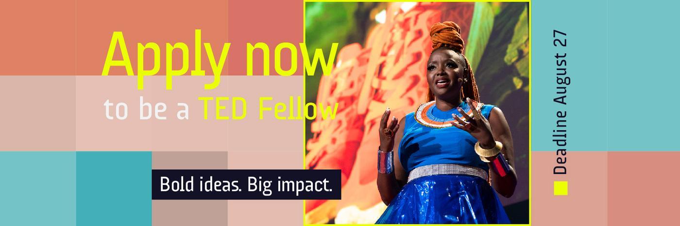 TED Fellows program 2020