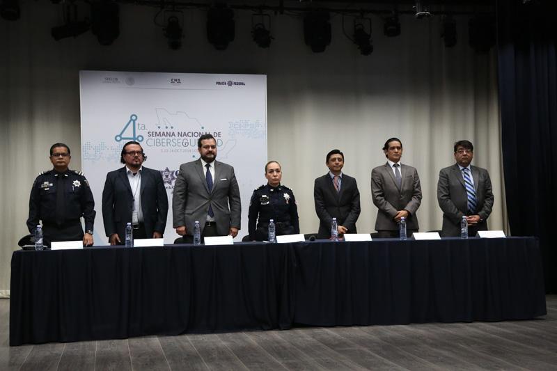 POLICÍA FEDERAL REALIZA LA CUARTA EDICIÓN DE LA SEMANA NACIONAL DE ...