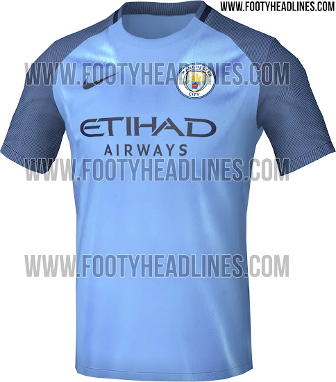 New Manchester City Crest Revealed - Footy Headlines