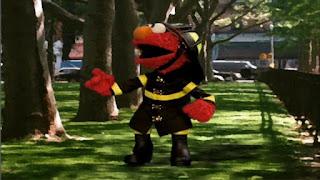 Elmo World Firefighter