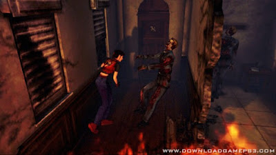 Screenshots Resident Evil Code Veronica X HD