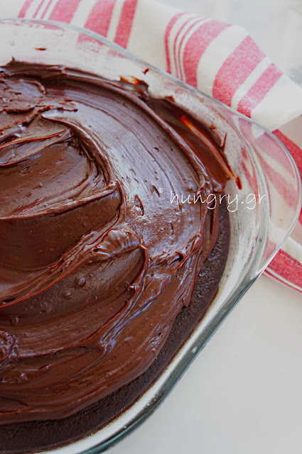 Ζουμερή Σοκολατόπιτα