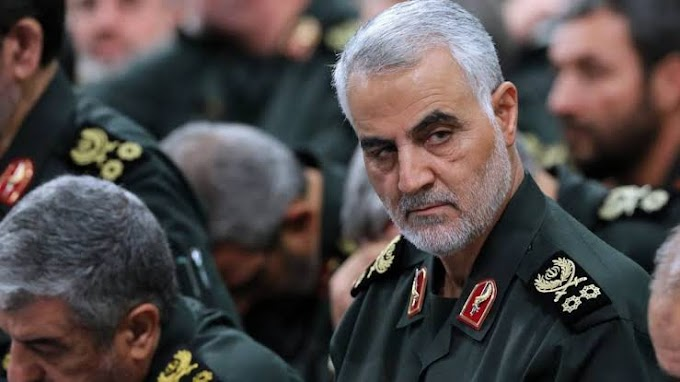 See more photos of the scene where Iran's General Qasem Soleimani was killed by drone strike ordered by Trump
