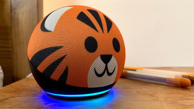 Amazon Echo Dot Kids Review