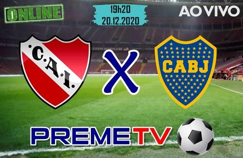 Independiente x Boca Jrs Ao Vivo