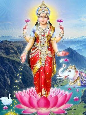 ಶ್ರೀ ಲಕ್ಷ್ಮೀ ಹೃದಯ Sri Lakshmi Hrudaya Stotra Kannada Lyrics