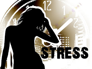 Stress may not be very Friendly.