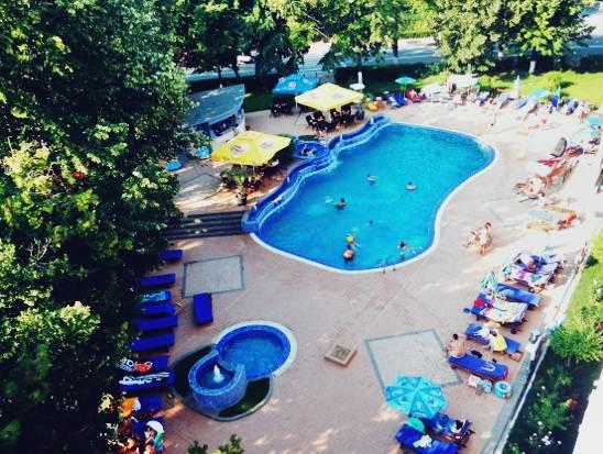 pareri piscina hotel 3 stele sunquest venus