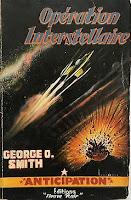 George O. Smith  Opération interstellaire Fleuve Noir anticipation