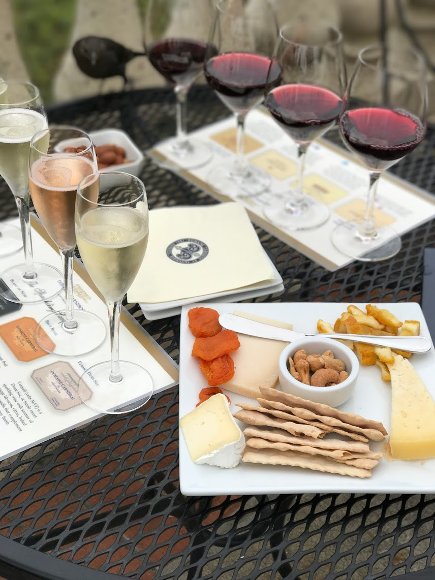 Wineries in Napa, Domaine, Carneros Resorts