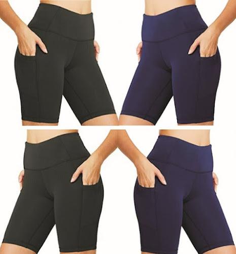 Baleaf High Waist Pants for Women: Tummy Control Yoga Shorts for Ladies