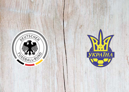 Germany vs Ukraine -Highlights 14 November 2020