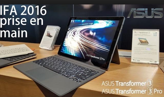 Harga Laptop Asus Transformer 3 Tahun 2017 Lengkap Dengan Spesifikasi, Layar Laptop Yang Bisa Dilepas