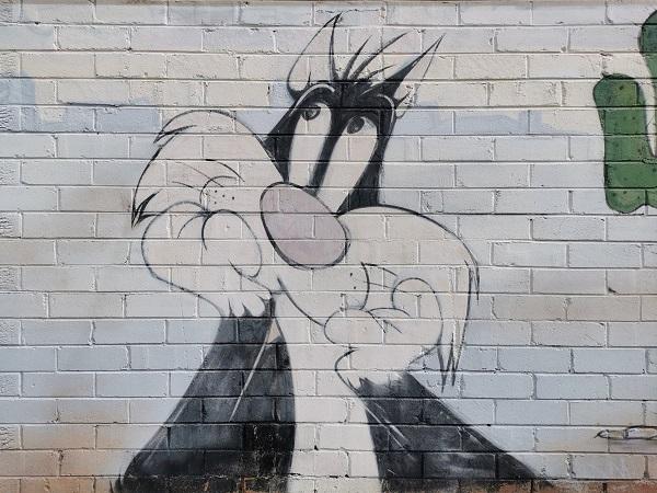 Condell Street Art
