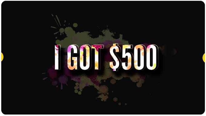 I Got 500 Dollars Ringtone