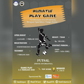 Himatif Play Games 2020