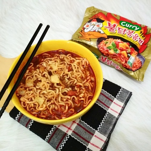 Samyang Curry Halal Malaysia
