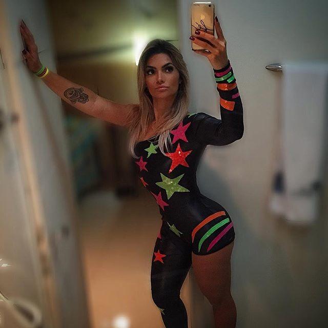 Fitness Model Kelly Key