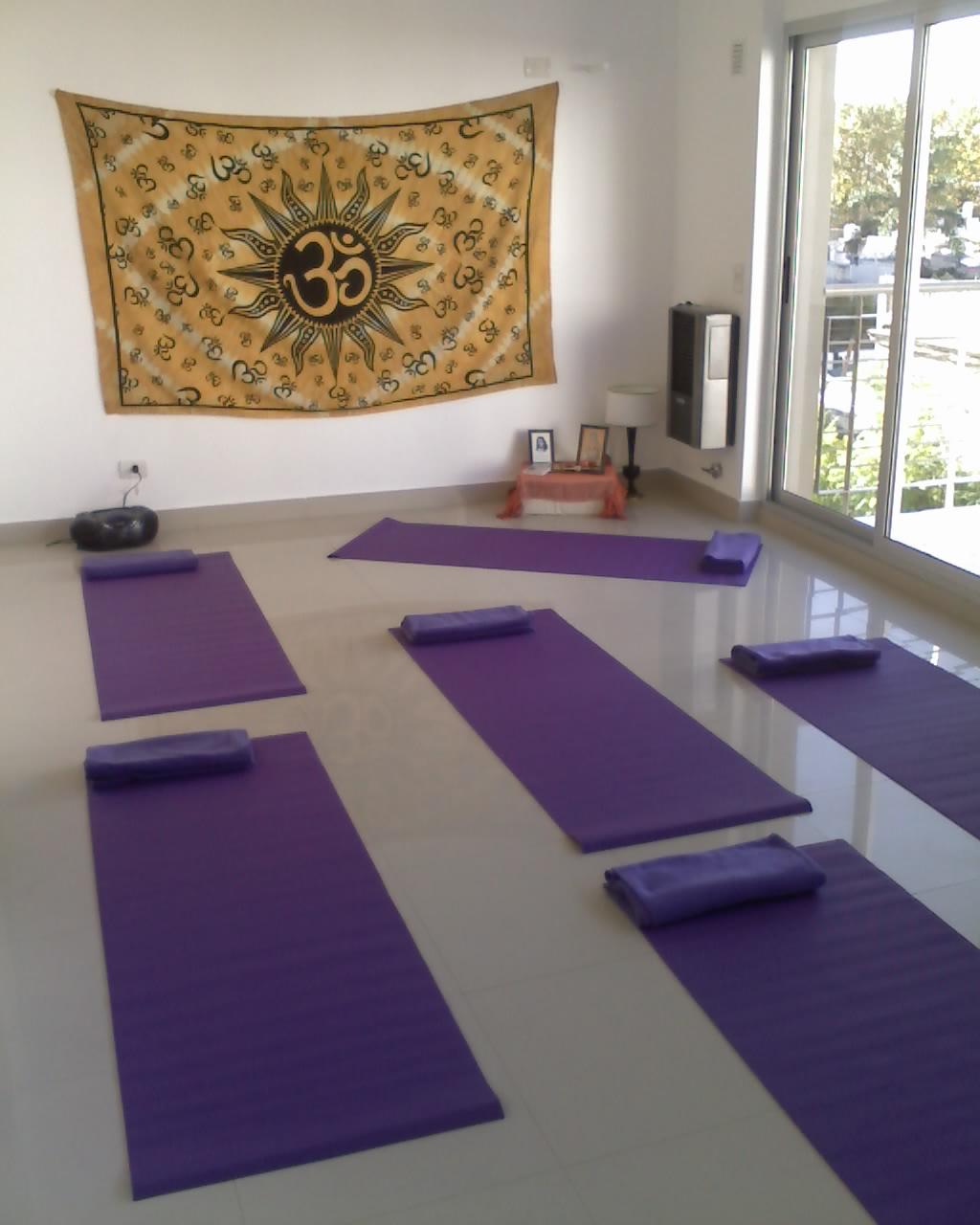 Nuevo espacio para la pr ctica antarvani yoga - Espacio para el yoga ...