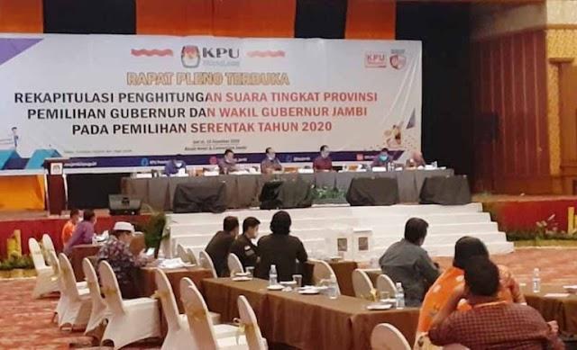 Teken Tak Teken, Hasil Pleno KPU Tak Berpengaruh