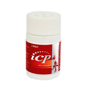 Icp Capsule Tasly, herbal jantung