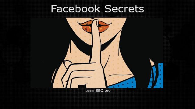 Facebook Secrets