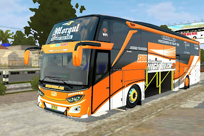 Mod Bus JB3+ Mercedes Benz O 500 RS By Angga Saputro
