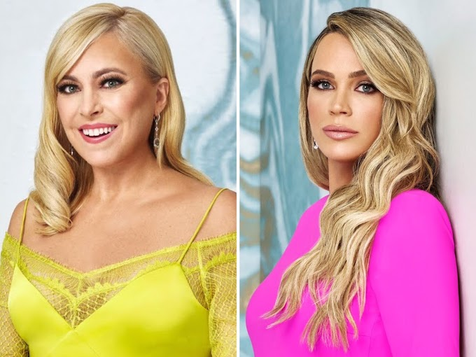 Sutton Stracke Reacts To Teddi Mellencamp Arroyave Getting Fired From RHOBH!