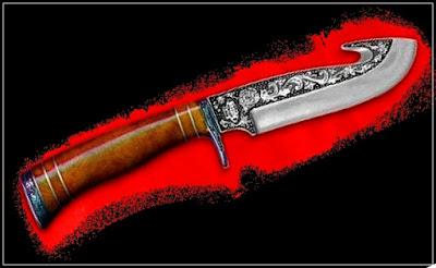 pisau teddy Kardin