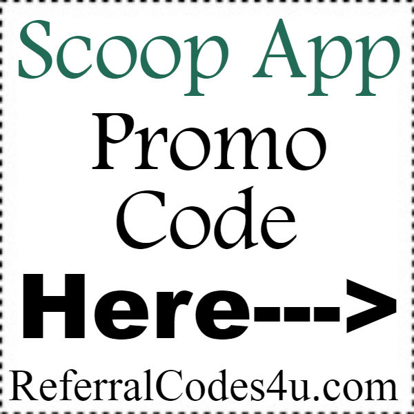 Scoop App Promo Codes 2016-2017, Scoop Carpool Coupons September, October, November