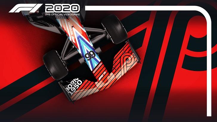 F1 2020 Career Mode