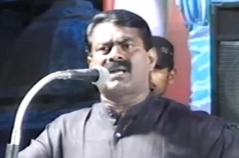 Seeman Speech 29-04-2016 Rajapalayam, Tiruvillipuththoor