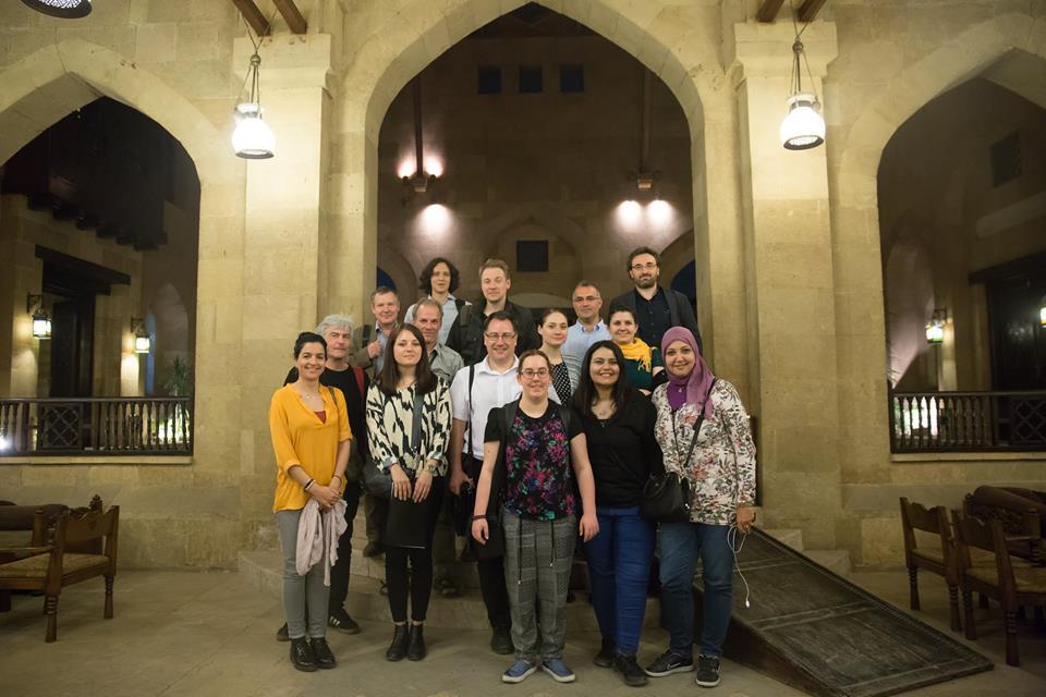 Press Trip To Cairo - April 2017