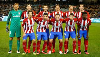 موعد مباراة أتلتيكو مدريد ورايو فاليكانو في الدوري الاسباني والقنوات الناقلة