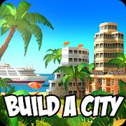 تحميل لعبة الاندرويد Paradise City Island Sim  مهكرة باخر اصدار وكاملة