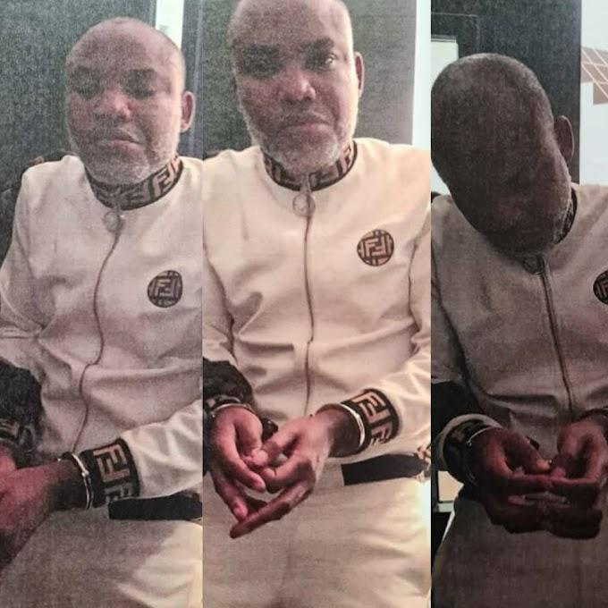 Nigeria arrests Biafra separatist leader