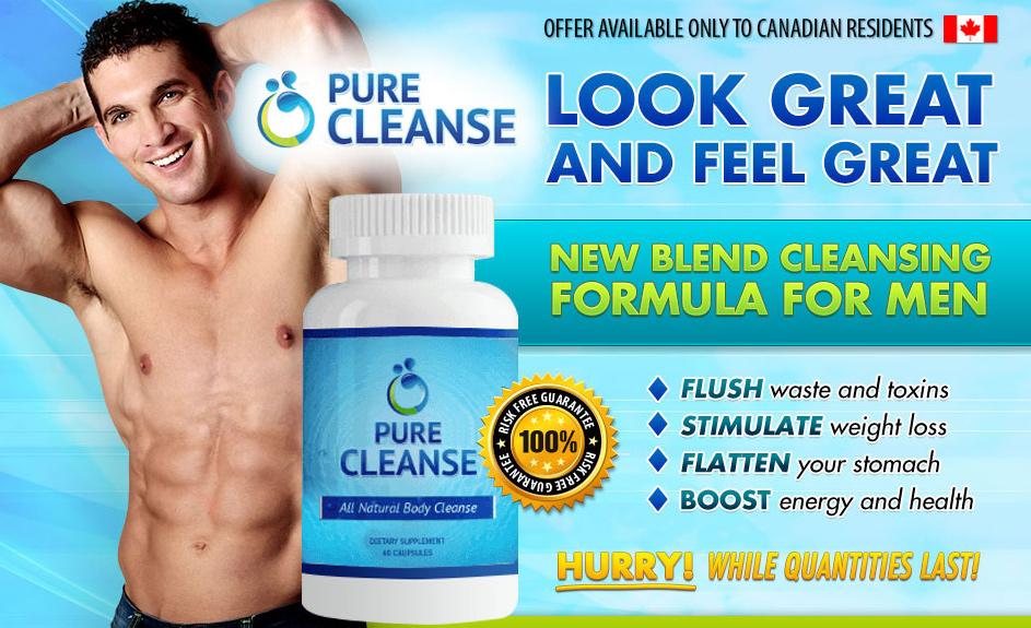 Pure Colon Detox offizielle Website