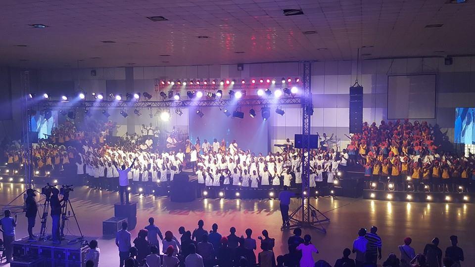 Christian Media in Nigeria : RCCG begins 74 hours of