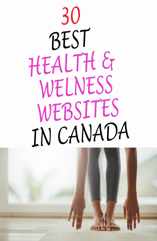 30 best health and wellness websites
