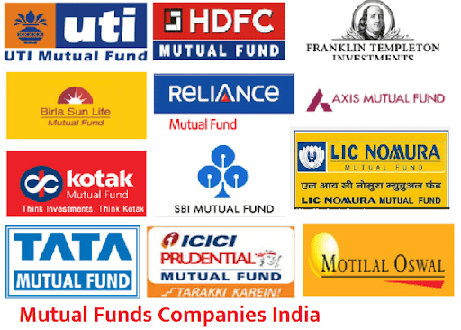 Mutual fund Companies in india