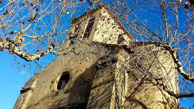 Iglesia de Talamanca