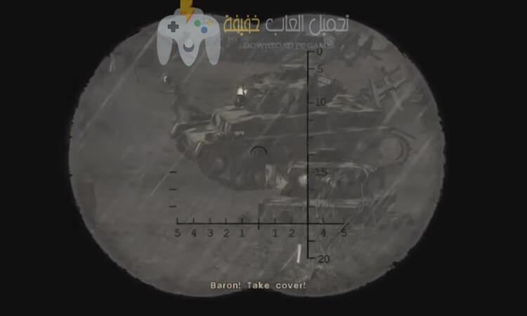 تحميل لعبة Call of Duty 3 للكمبيوتر