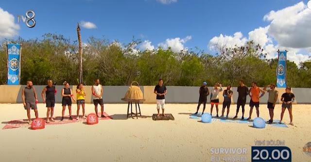 Survivor 18 Mayıs 80.Bölüm Ödül Oyunu Kim Kazandı?
