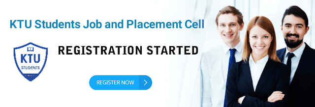 Registration for KTU Students Placement Cell Registration