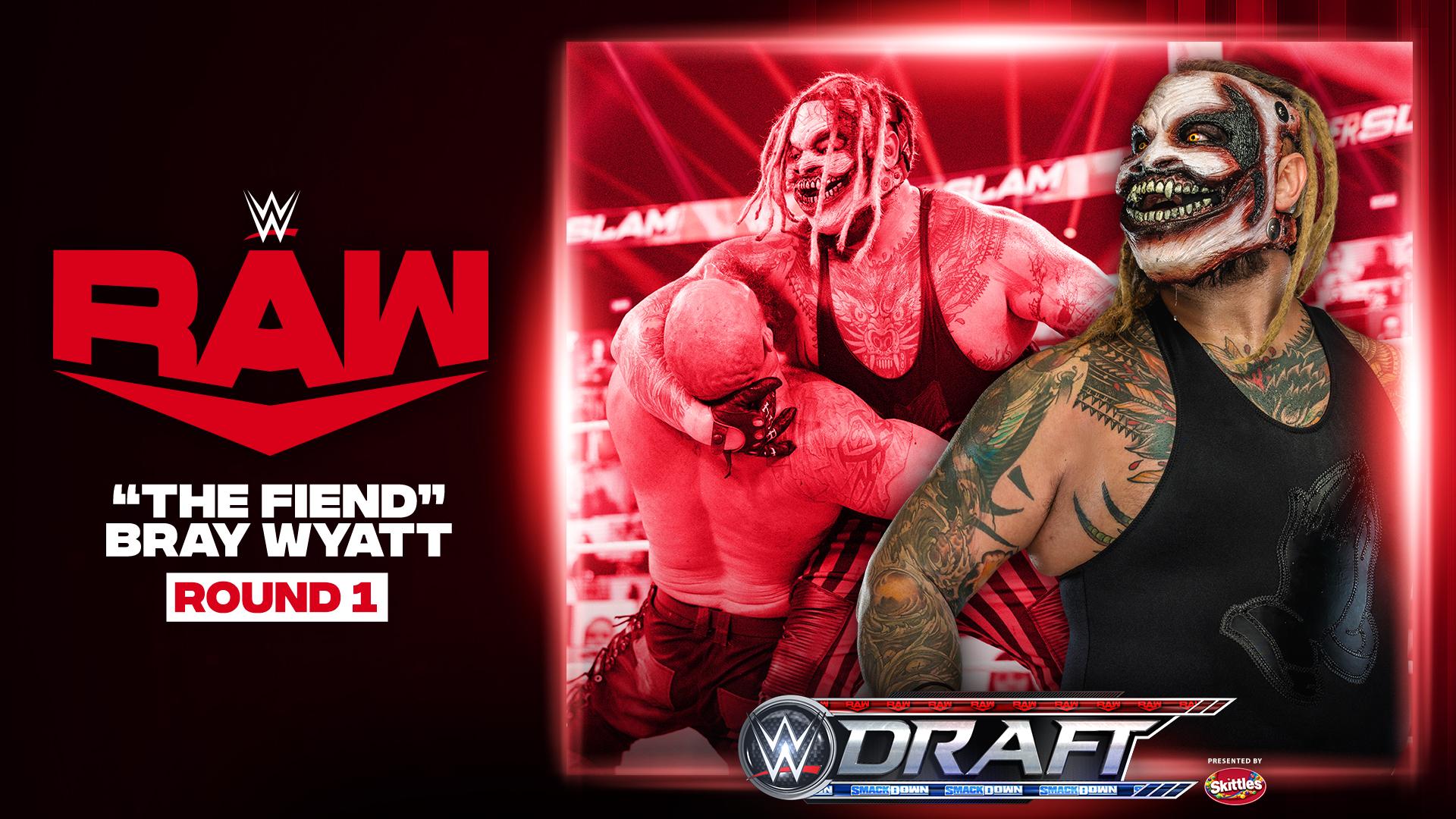 Bray Wyatt é transferido para o WWE RAW