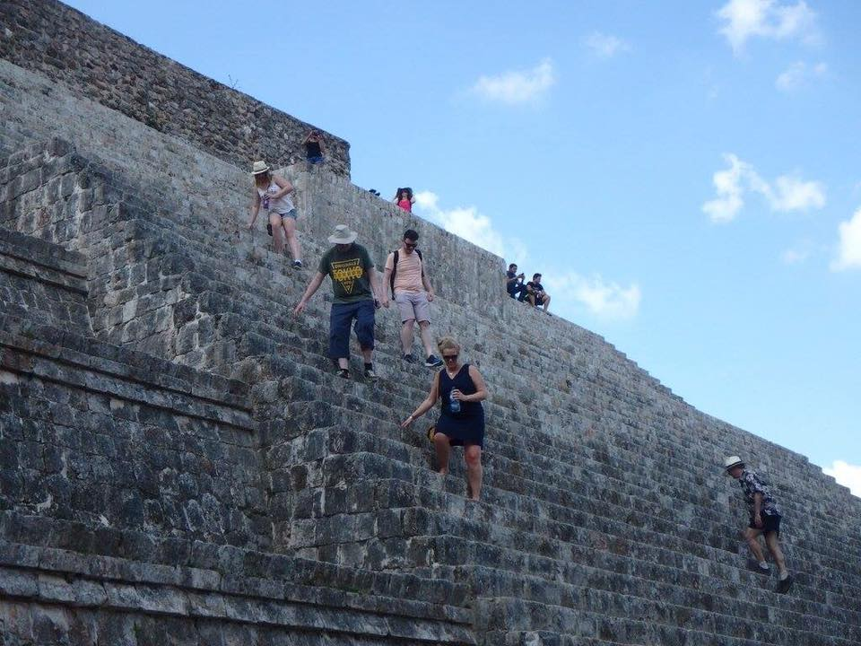 Formidable Joy | Formidable Joy Blog | Travel | Mexico | Trek America | Trek America Mexican BLT Tour | Ruins Of Uxmal
