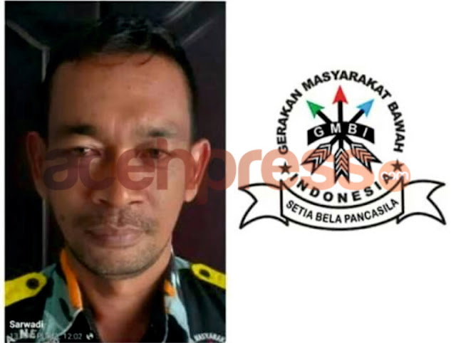 GMBI Simeulue Ingatkan Oknum Pejabat Dan ASN Soal Salam Dua Jari